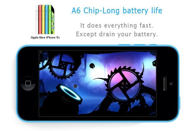 iphone 5c battery life the new features of iphone 5c 2911